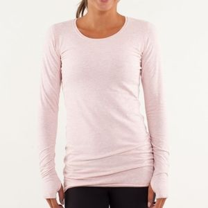 [Lululemon] Every Yogi long sleeve top